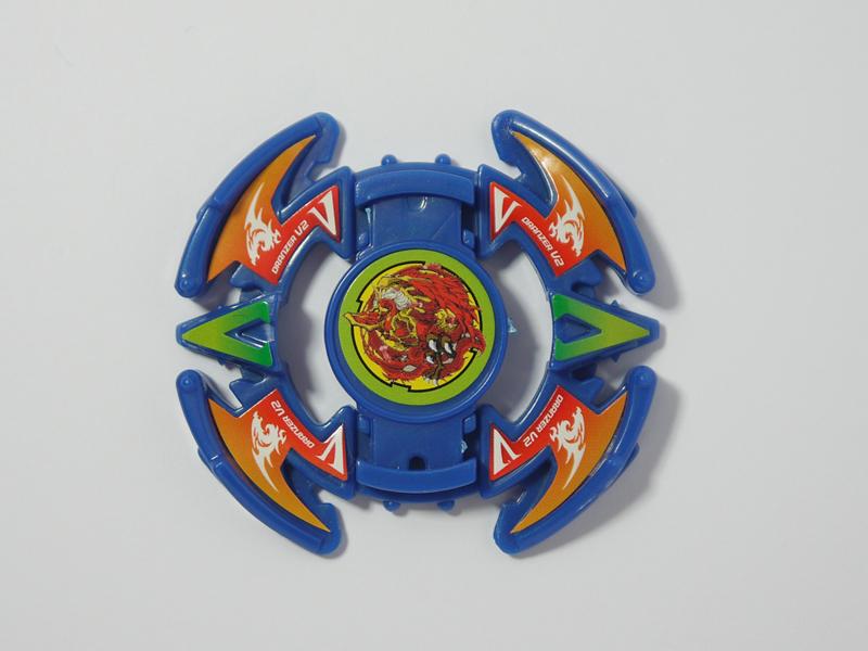 Attack Ring - Cross Dranzer