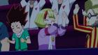 Burst Rise E25 - Taka, Ichika, and Fumiya Celebrating Arman's Victory