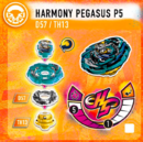 Rise Harmony Pegasus P5 Info