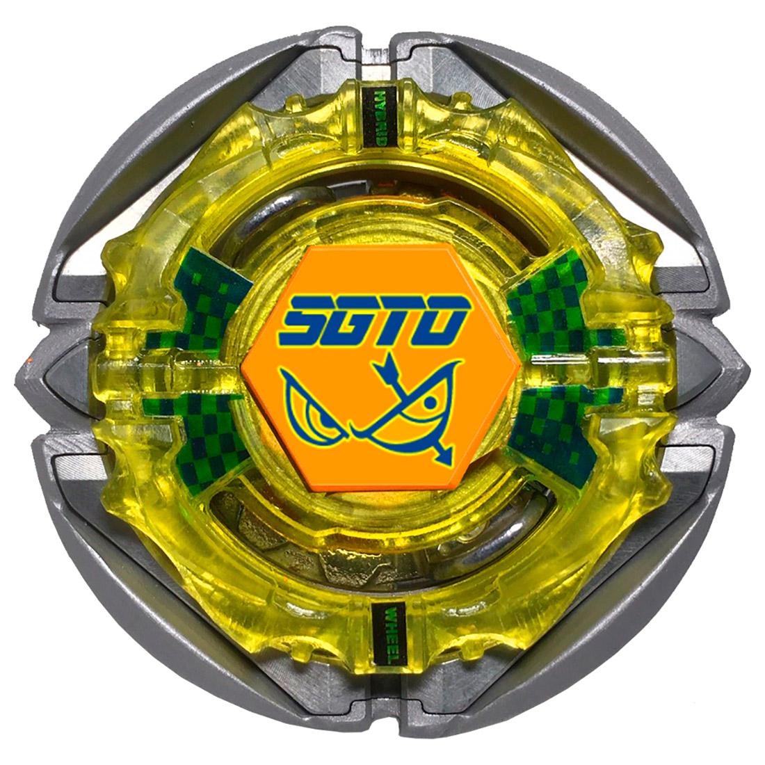 Flame Sagittario 8' Claw