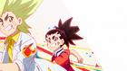 Sparking Revolution ED 1 - Aiga and Ranjiro