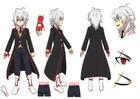 Beyblade Burst Chouzetsu Shu Kurenai Concept Art 2