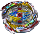 BBSK Tempest Dragon Charge Metal 1A Beyblade
