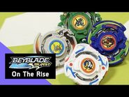 BEYBLADE BURST - On The Rise Series- Episode 2- Let's throwback to Beyblade Generation 1!