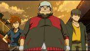 Benkei taucht auf