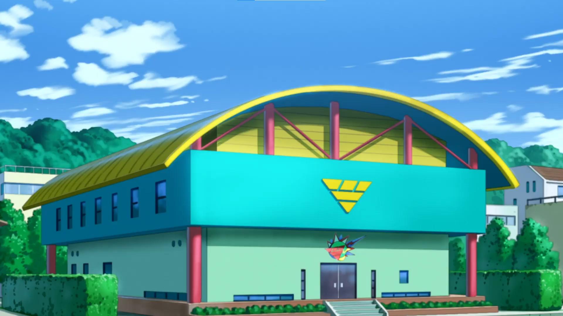 Bombers Gym