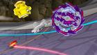 Burst Surge E7 - Super Hyperion Bursting a Bushin Ashindra