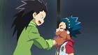 Kensuke kisses Valt with Keru and Besu
