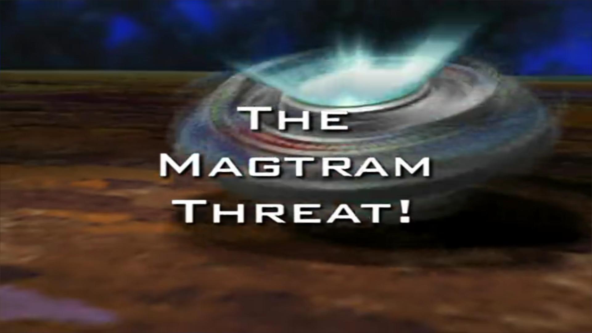 Wunderwaffe Magtram