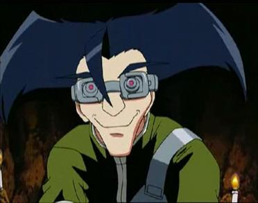 Dark Emperor Bat