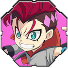 Beyblade Burst Dynamite Battle - Bell Daikokuten JP Website Character Icon 2