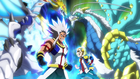 Beyblade Burst Gachi Zwei Longinus Drake Spiral' Metsu vs Rock Dragon Sting Charge Zan