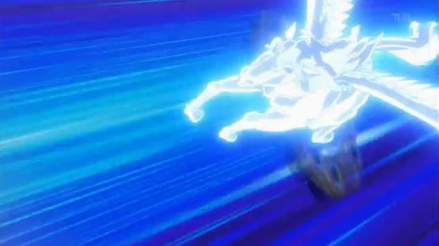 Cosmic Tornado (Special Move)