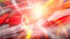 Chouzetsu Muteki Blader! - Z Achilles vs. Crash Ragnaruk