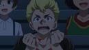 Beyblade Burst Evolution Episode 51 - Honcho crying