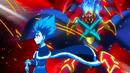 Beyblade Burst Chouzetsu Buster Xcalibur 1' Sword avatar OP 4