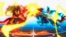 Beyblade Burst Storm Spriggan Knuckle Unite vs Victory Valkyrie Boost Variable 2