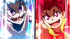 Burst Surge E7 - Hyuga vs. Lui 3