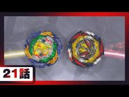 Beyblade Burst Dynamite Battle - Episode 21