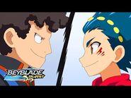 A Powerful Opponent - Beyblade Burst - Disney XD