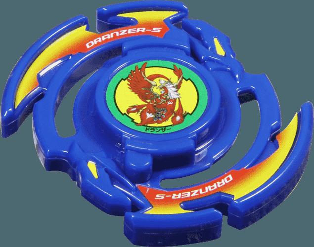 Energy Layer - Dranzer Spiral (Takara Tomy)