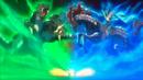 Beyblade Burst Kaiser Kerbeus Limited Press vs Victory Valkyrie Boost Variable