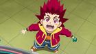 Burst Surge E10 - Hyuga Shocked Over His Defeat