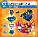 Rise Sword Valtryek V5 Info