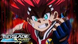 BEYBLADE BURST TURBO Episode 26 - Battleship Cruise! Final Voyage!