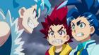 Burst Surge E6 - Lui Meeting Hikaru and Hyuga