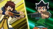 Masamune vs Chao Xin