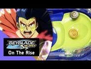 BEYBLADE BURST - On The Rise Series- Episode 3 - Vortex Climb Battle Set Showcase!