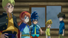 Burst Surge E7 - The Comets Discovering That Hyuga Went to Battle Lui
