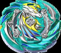 BBGT Heaven Pegasus 10Proof Low Sen Beyblade