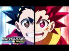BEYBLADE BURST SURGE Episode 14- Gotta Win! Going All-Out!