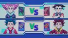 Burst Superking - Legend Festival Semifinal Matchups