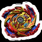 BBSK Hyperion Burn Cho Xceed' X Beyblade
