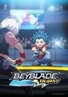 Beyblade Burst - Season 1 English Poster