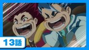 Beyblade Burst Superking Episode 13
