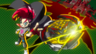 Clash! Dynamite Battle - End Card