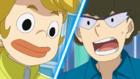 Burst Surge E1 - Guy and Chuck Shocked Over Hyperion and Helios' Weight
