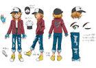 Beyblade Burst Chouzetsu Kit Lopez Concept Art 2