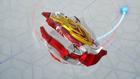 Burst Turbo E1 - Knocked Away Z Achilles