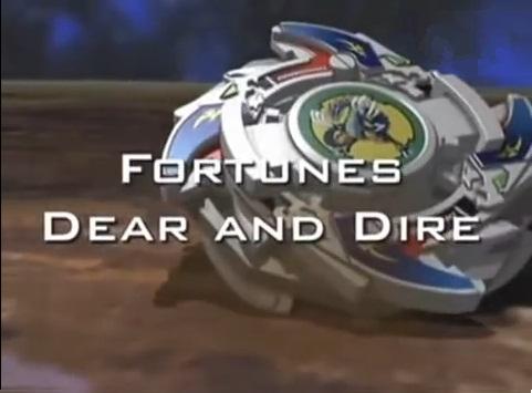 Beyblade: V-Force - Episode 42