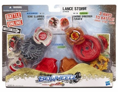 Lance Storm 2-Pack