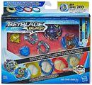 Quad Ring Combat Pack Hasbro Box
