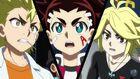 Aiga, Ranjiro, and Fubuki