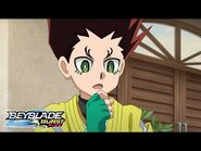 BEYBLADE BURST RISE Episode 17 Part 2 - Devolos's Revenge!