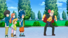 Burst Surge E3 - Rantaro Going Off on Hyuga for Forgetting Him