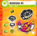 Rise Morrigna M5 Info